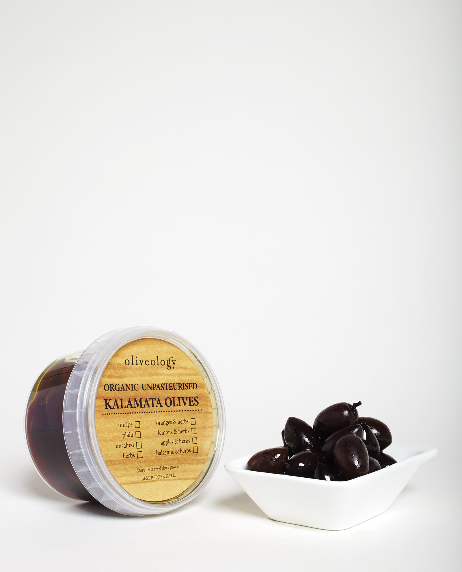 Kalamata olives with ouzo - Oliveology Organic Artisan ...