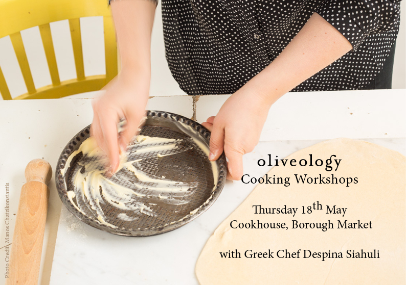 Oliveology cooking workshop A
