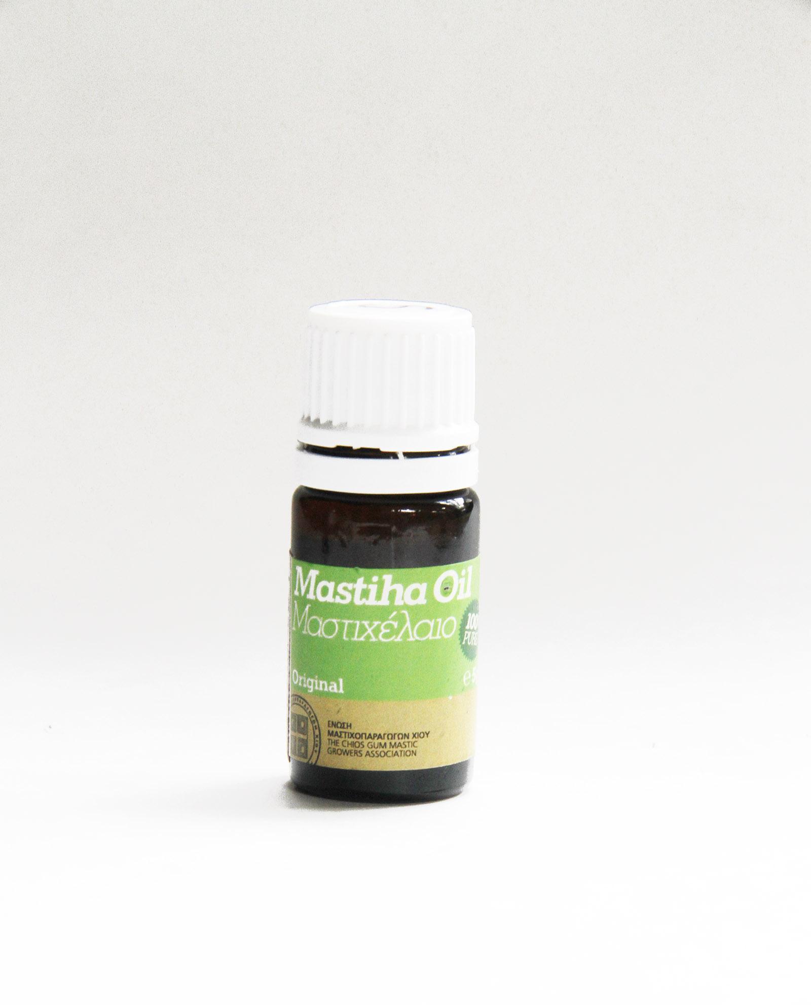 Mastic Oil - Oliveology Organic Artisan Products