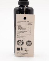 oregano olive oil_label
