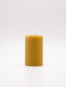 Beeswax Candle Cylinder